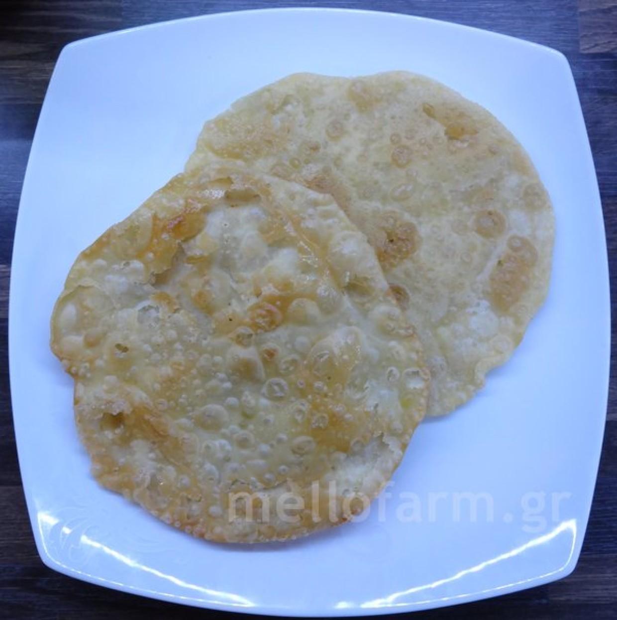Η συνταγή για τηγανόψωμο